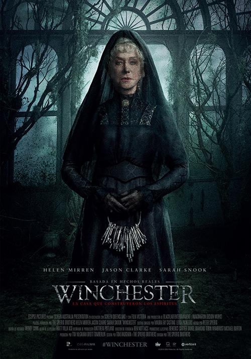 Winchester: La casa que construyeron los espíritus (cartel)