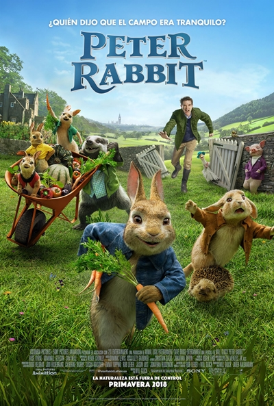 Peter Rabbit (cartel)