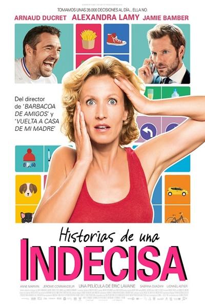 Historias de una indecisa (cartel)