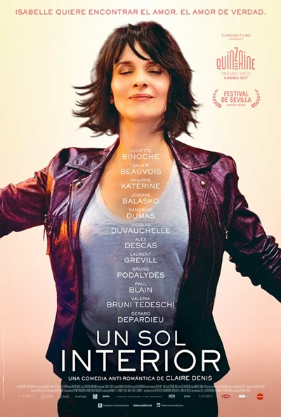 Un sol interior (cartel)