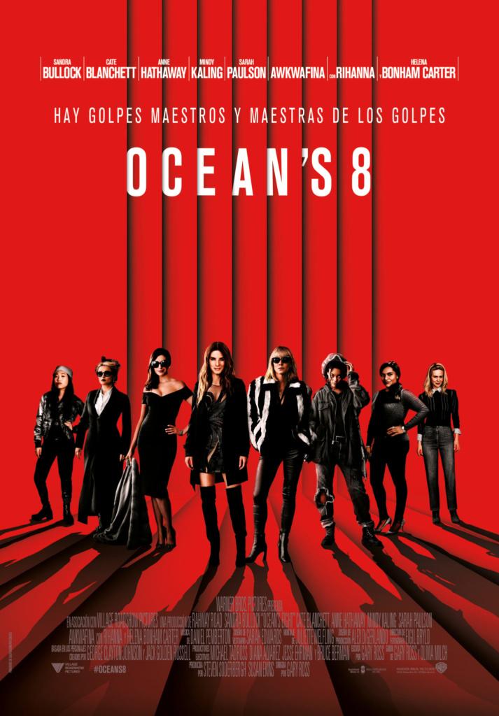 Ocean's 8 (cartel)