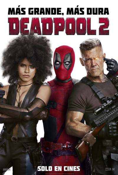 Deadpool 2 (cartel)