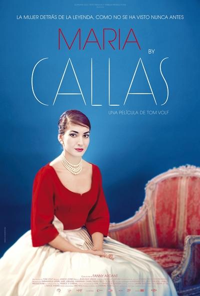 Maria by Callas (cartel)