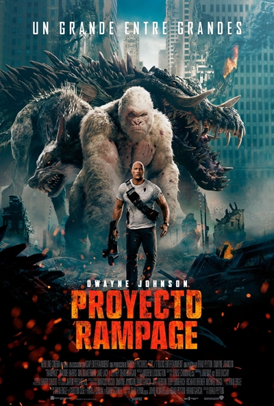 Proyecto Rampage (cartel)