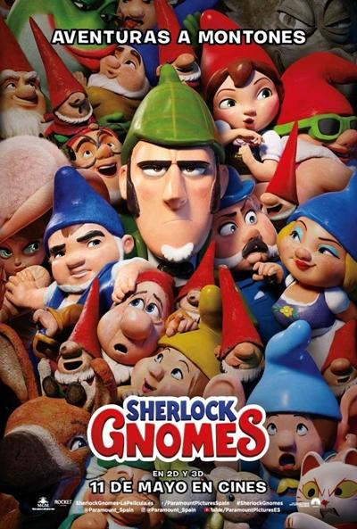 Sherlock Gnomes (cartel)