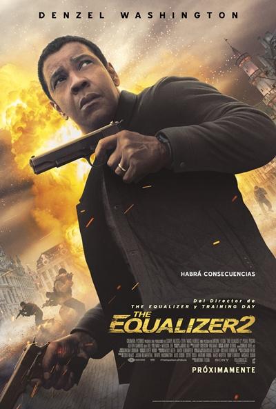 The Equalizer 2 (cartel)