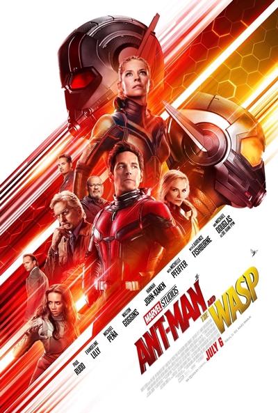 Ant-Man y la Avispa (cartel)