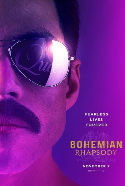 Bohemian Rhapsody (cartel)