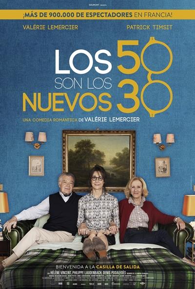 Los 50 son los nuevos 30 (cartel)