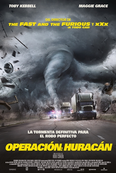 Operación: Huracán (cartel)