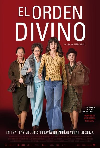 El orden divino (cartel)