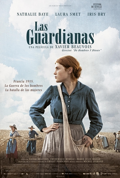 Las guardianas (cartel)