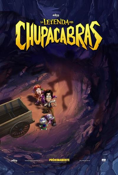 La leyenda del Chupacabras (cartel)