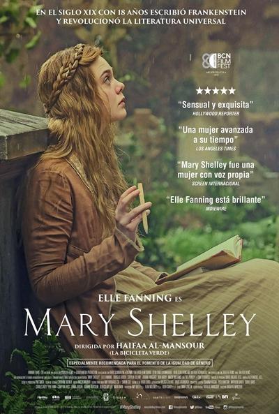 Mary Shelley (cartel)