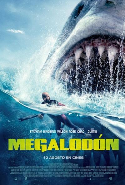 Megalodón (cartel)