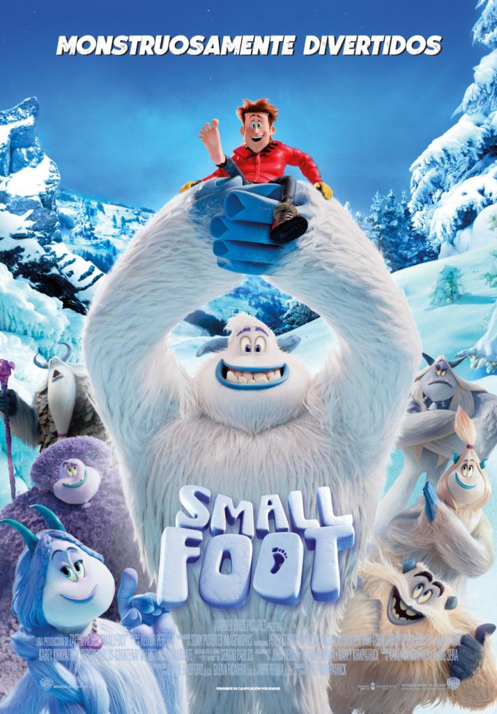 Smallfoot (cartel)
