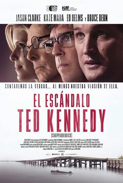 El escándalo Ted Kennedy (cartel)