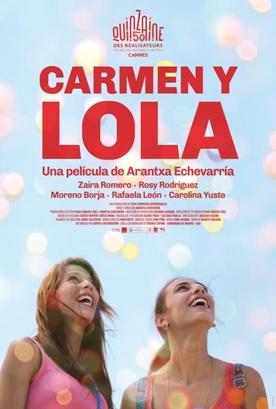 Carmen y Lola (cartel)