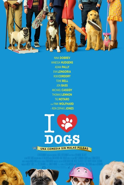 I Love Dogs (cartel)