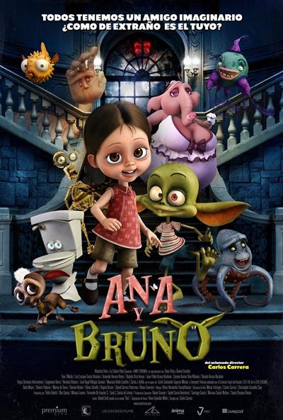 Ana y Bruno (cartel)