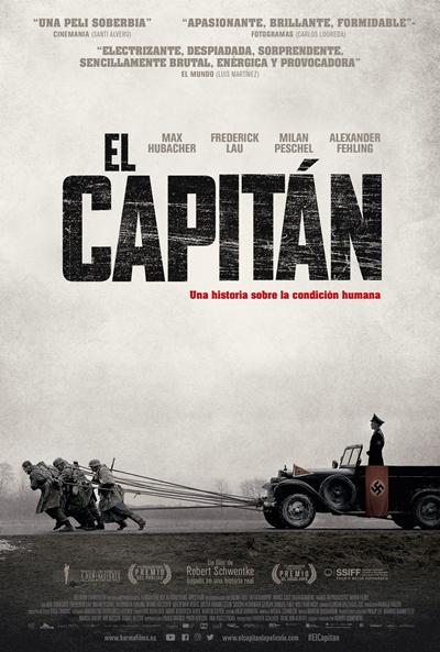 El capitán (cartel)