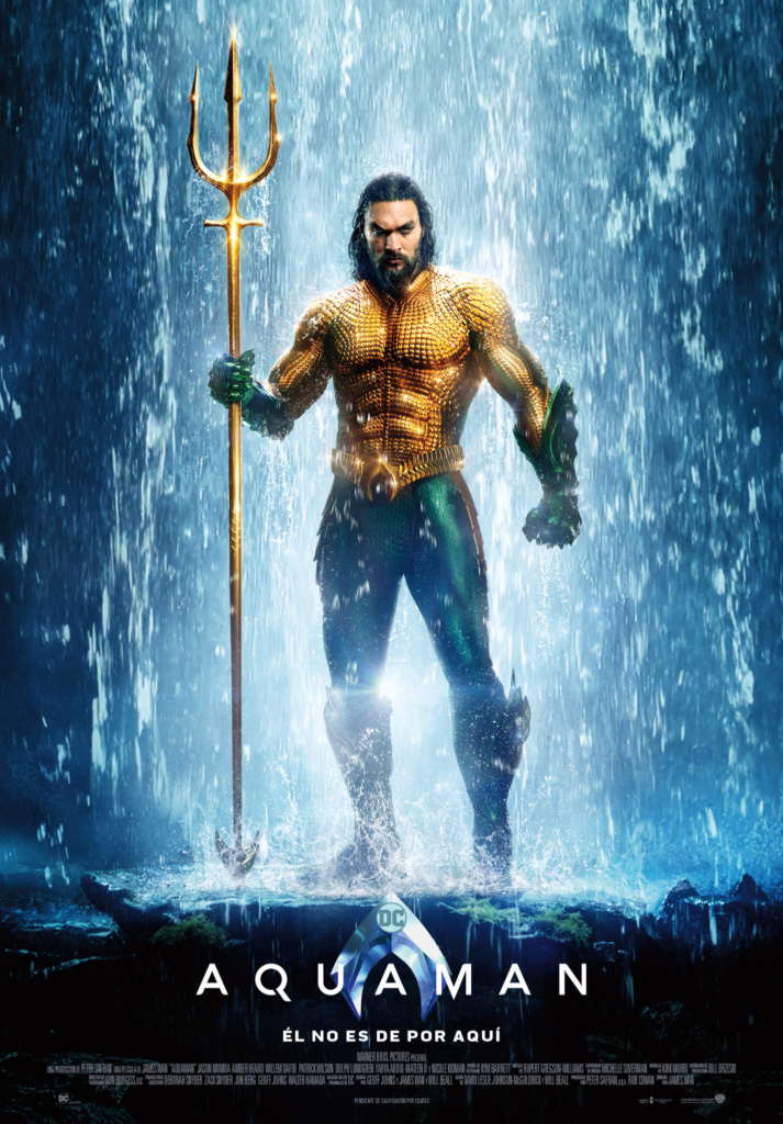 Aquaman (cartel)
