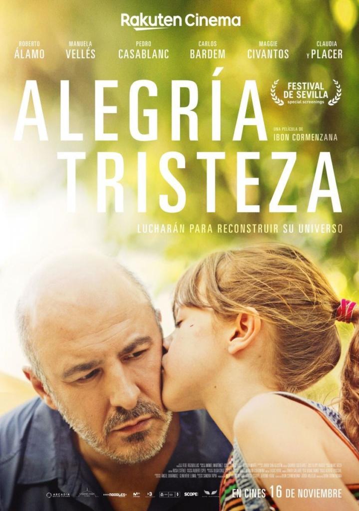 Alegría Tristeza (cartel)