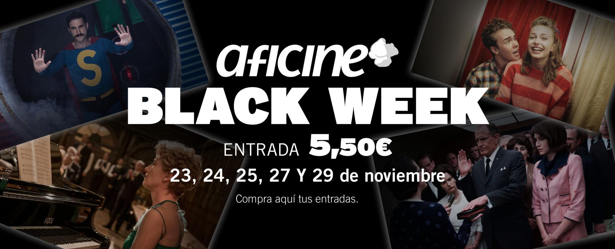 ¡Vuelve el BLACK WEEK!