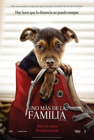 Uno más de la familia (cartel)