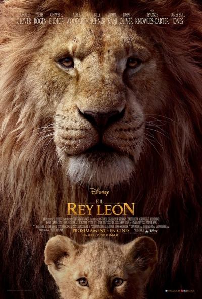 El rey león (cartel)