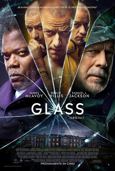Glass (Cristal) (cartel)