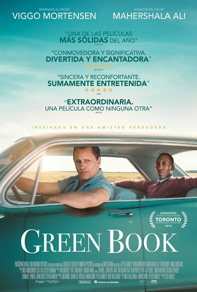 Green Book (cartel)