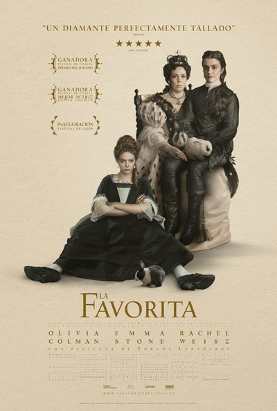 La favorita (cartel)