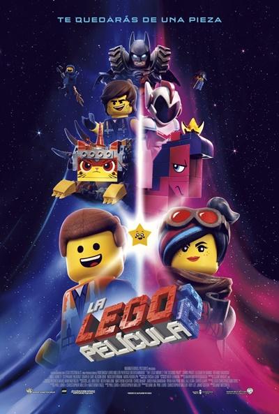 La LEGO película 2 (cartel)