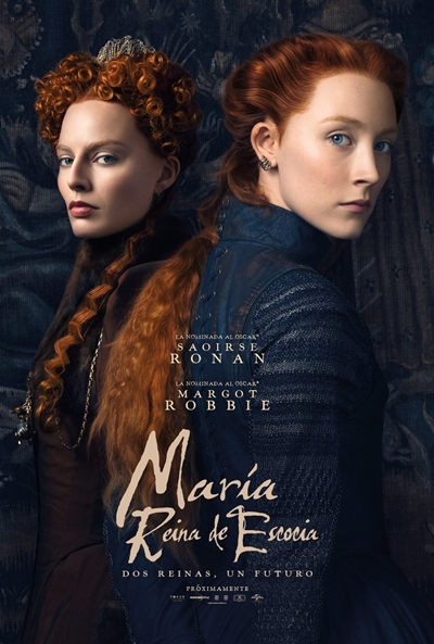 María, reina de Escocia (cartel)