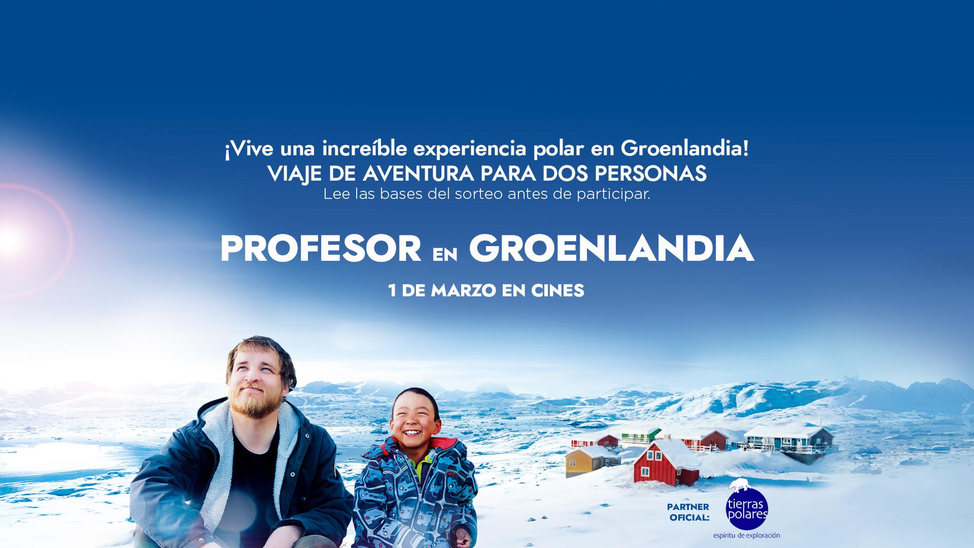 ¡Vive una increíble experiencia polar Groenlandia!