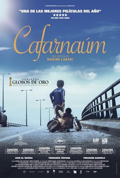 Cafarnaúm (cartel)