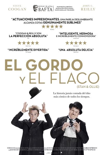 El Gordo y el Flaco (cartel)