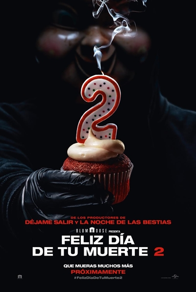 Feliz día de tu muerte 2 (cartel)
