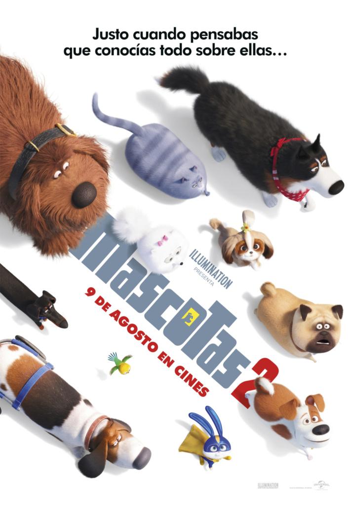Mascotas 2 (cartel)
