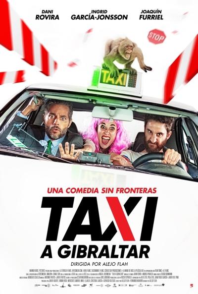 Taxi a Gibraltar (cartel)