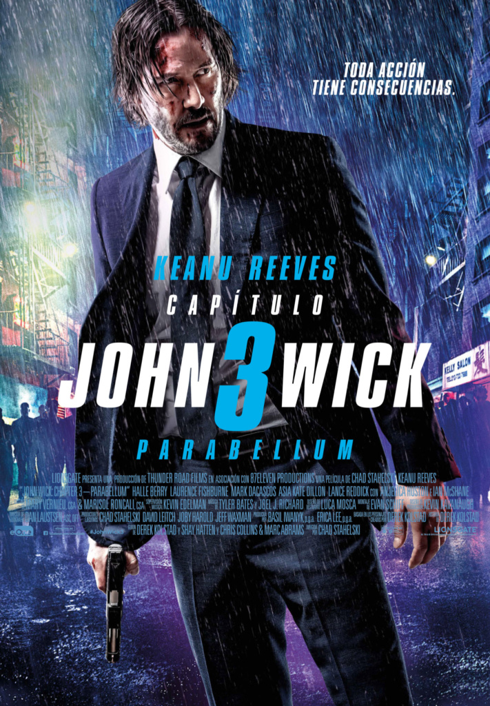 John Wick 3: Parabellum (cartel)