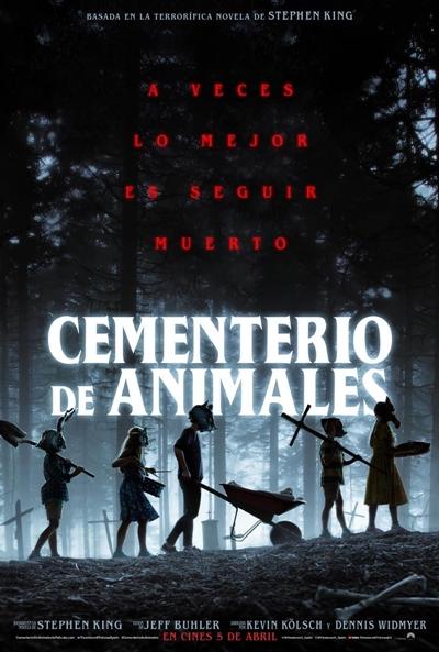 Cementerio de animales (cartel)