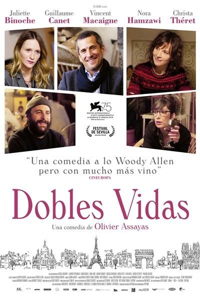 Dobles vidas (cartel)