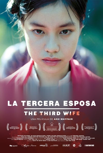 La tercera esposa (cartel)