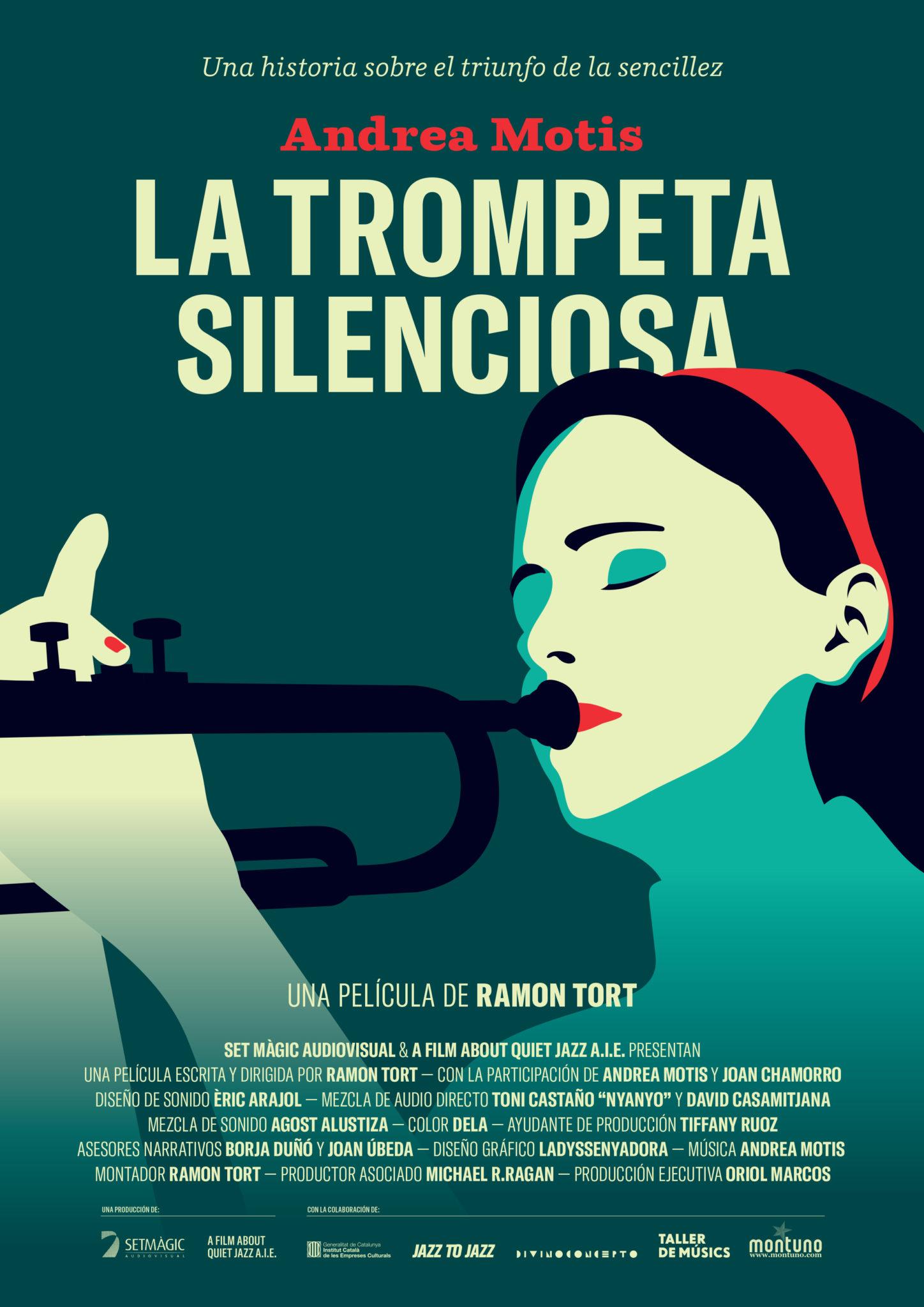 AFICINE LIVE MUSIC!<br>Andrea Motis, la trompeta silenciosa