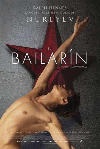 El bailarín (cartel)