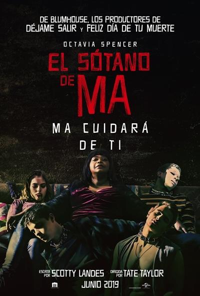 El sótano de Ma (cartel)