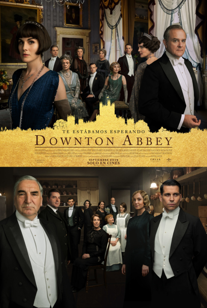 Downton Abbey (cartel)