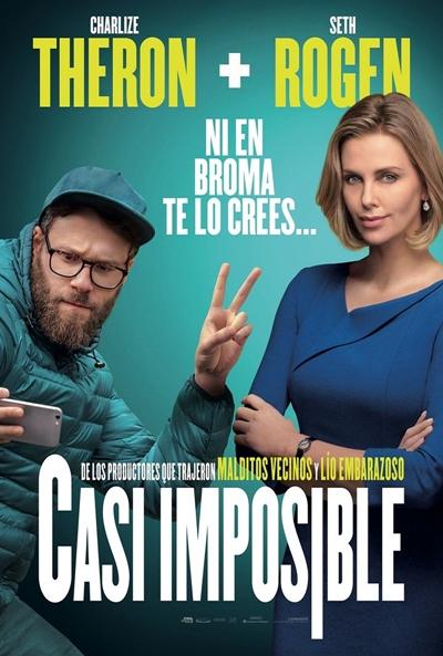 Casi imposible (cartel)